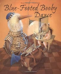 Blue-Footed Booby Dance Book for Children