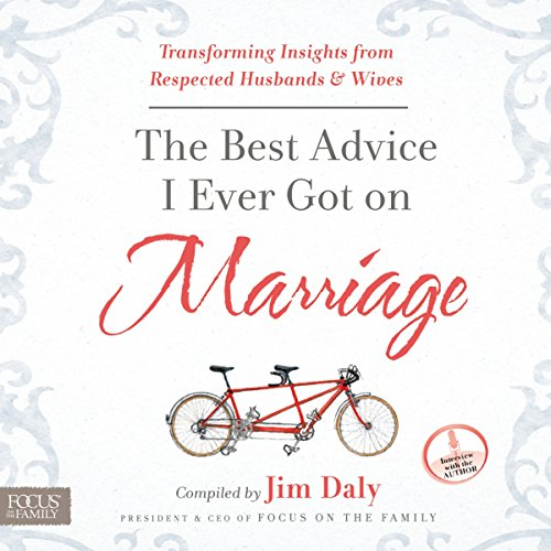 The Best Advice I Ever Got on Marriage audiobook cover art