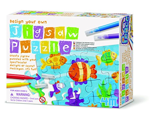 4 m Design Your Own Puzzle