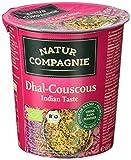 Natur Compagnie Vaso Couscous India Bio - 68 gr