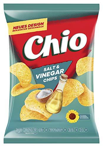 Chio Chips Salt & Vinegar, 10er Pack (10 x 175 g)