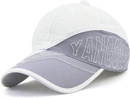 TIANS-BASEBALL CAP DAD CAP QUICK-DRYING LEISURE OUTDOOR TRAVEL SPORTS GOLF SUNSCREEN SUNSCREEN MEN AND WOMEN BASEBALL CAP