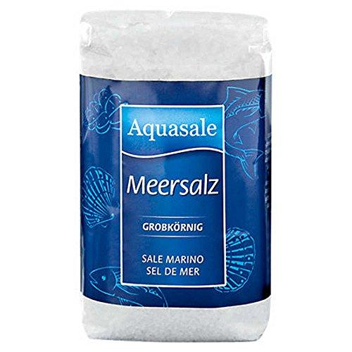 Aquasale Meersalz grob 6 x 1 kg