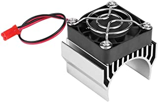 XZANTE Para RC Modelo Coche Esc 3010 Ventilador De Enfriamiento del Motor para Control Remoto Accesorios para Piezas De Coche 25X25Mm
