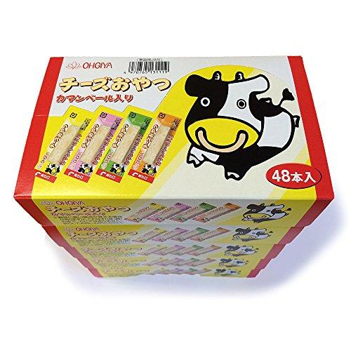 扇屋食品 チーズおやつ 48本 ×5箱セット