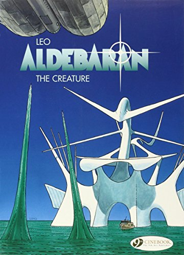 Aldebaran - tome 3 The creature (03)