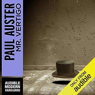 Mr. Vertigo audiobook cover art