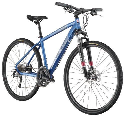 Diamondback 2012 Trace Comp Dual Sport Bike (Blue, 16-Inch/Small)