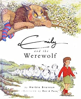 Emily and the Werewolf 1857340280 Book Cover
