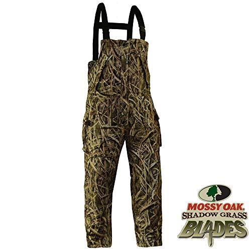 RIVERS WEST Ambush Bib (Mossy Oak Shadowgrass Blades, Large)