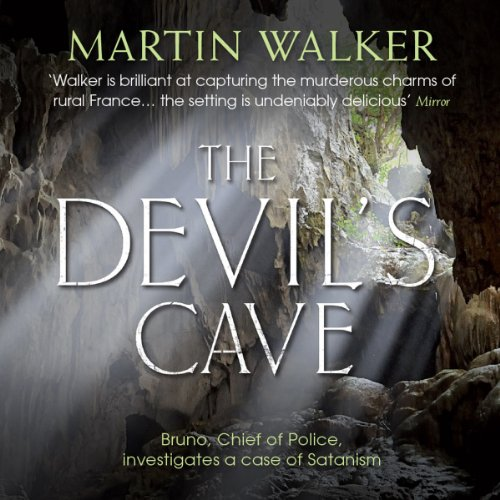 The Devil's Cave  By  cover art