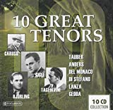 10 Great Tenors Box-Set