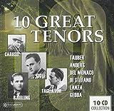 10 Great Tenors Box-Set