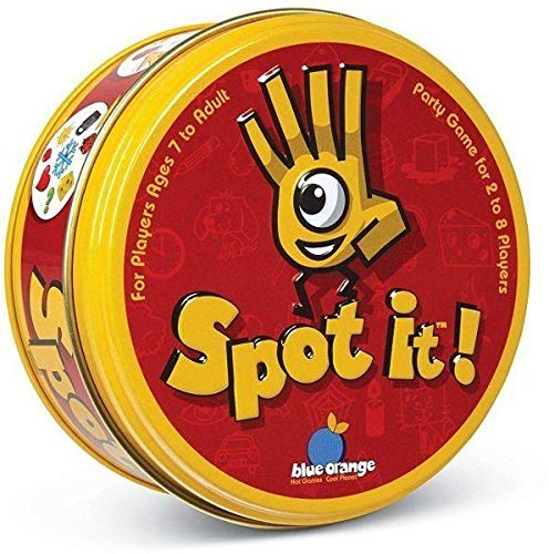 Card PuzzleToys Spot It Party Board Game
