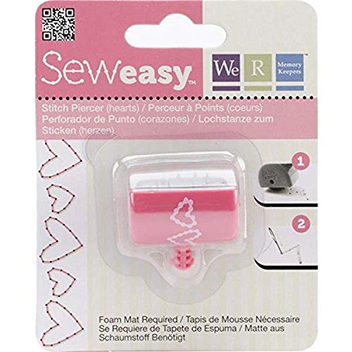 """Tacony Corporation NL4176 SewEasy Square Quilt Ruler-4.5/""""X4.5/"""""""