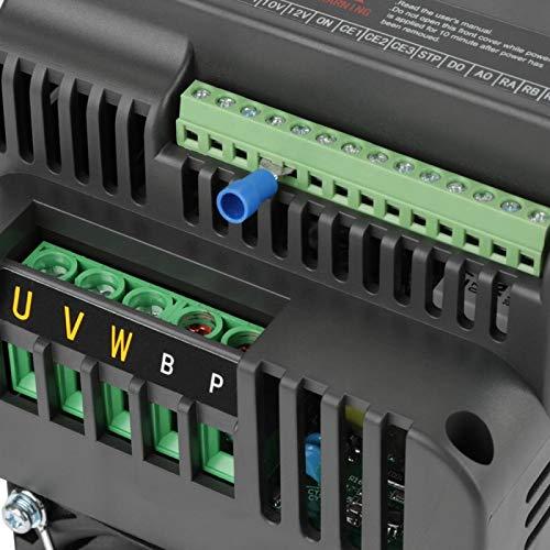 VFD, accionamiento de baja frecuencia de ruido ajustable de la alta precisión estable para el ingeniero para el centro de mecanizado para el uso industrial