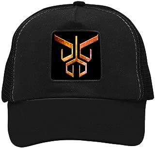 キャップ 帽子 メッシュ帽 カジュアル 帽子 仮面ライダークウガMasked Rider Kuuga デザインサイズ調整可能 男女兼用