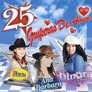 25 Gruperas De Amor
