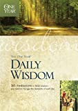 The One Year Daily Wisdom (One Year Book)