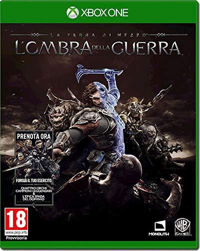 Xbox One La Terra Di Mezzo: L'ombra Della Guerra -