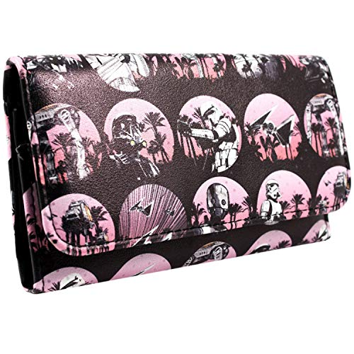 Star Wars Rogue One Galactic Empire Noir Portefeuille