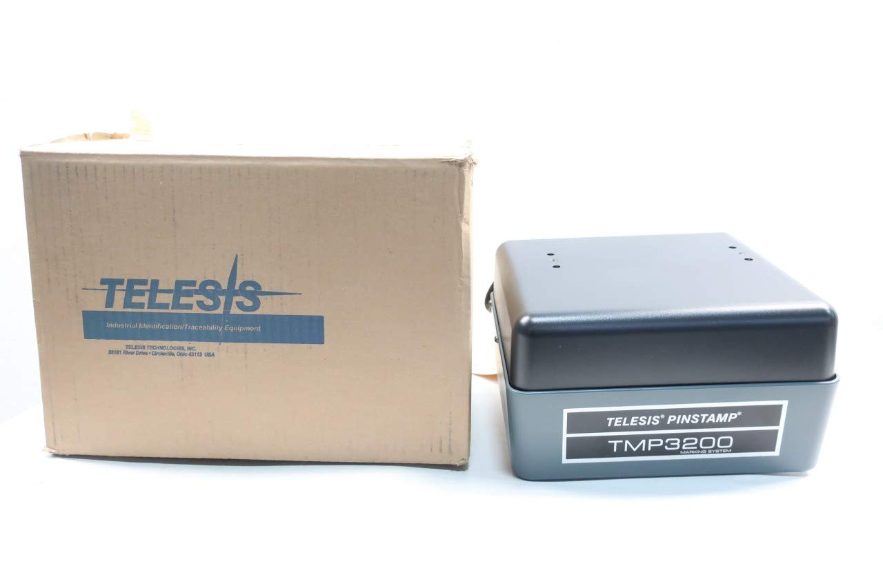 TELESIS TMP3200 Be super welcome PINSTAMP Marking System Ranking TOP13