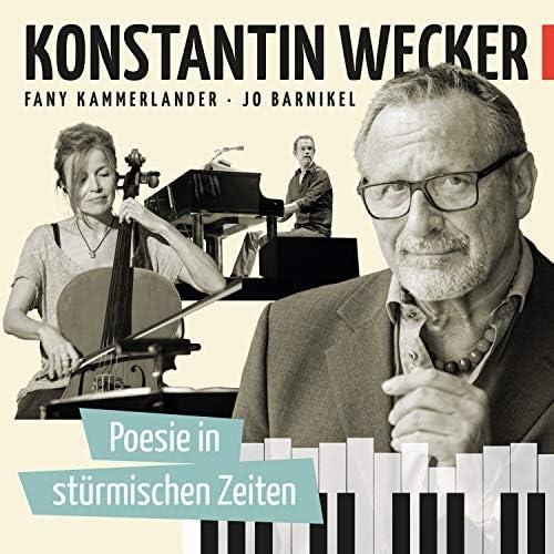Konstantin Wecker, Fany Kammerlander & Jo Barnikel