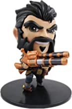 NAVND LOL League of Legends, Q Version of Graves The Outlaw PVC Model Toy!