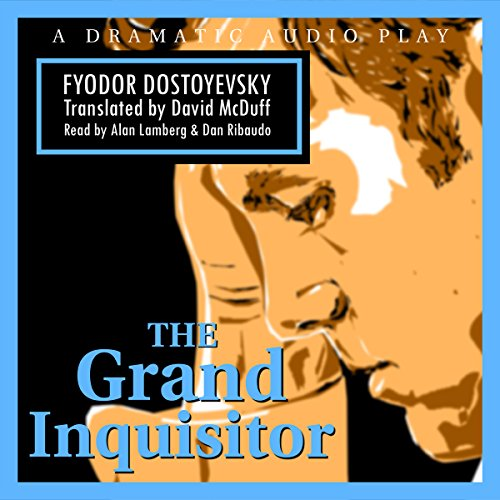 The Grand Inquisitor audiobook cover art