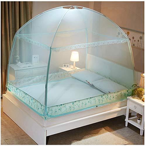 Yangm Draagbaar babybed, babybed, reiscradle, opvouwbare kribbe met afwasbaar afneembaar muggennet, voor kinderen, vliegen en insectenbescherming