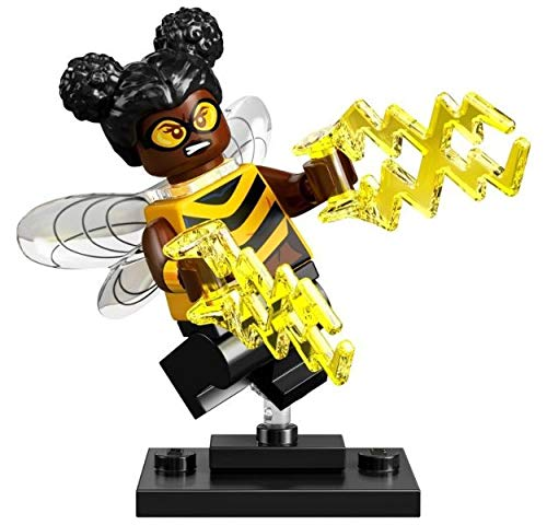 LEGO DC Super Heroes Series Minifigura Bumblebee (71026)