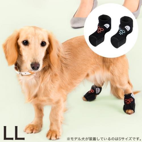 コンビ コムペット ペット用サポーター 小型犬用 ホロノア ワンソク LLサイズ ペット用 足首サポーター レッド/ブルー ※『ブルー』は取り扱いを終了致しました。