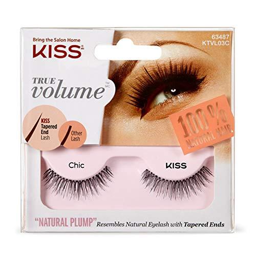 KISS KISS Wimpernband True Volume - Chic, 1er Pack(1 x 2 Stück)