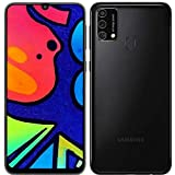 "Samsung Galaxy M21s (SM-F415F/DS) Dual SIM, 64GB 6.4"", Factory Unlocked GSM, International Version - No Warranty - Black"