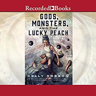 Gods, Monsters, and the Lucky Peach Titelbild