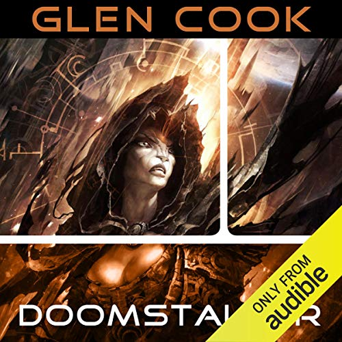 Doomstalker Audiobook By Glen Cook cover art