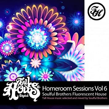 Homeroom Sessions Vol 6 Soulful Brothers Fluorescent House