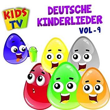 Deutsche Kinderlieder Vol.9