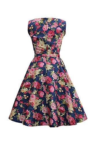 'Audrey' Vintage Divinity Kleid im 50er-Jahre-Stil - 2