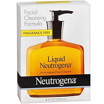 Liquid Neutrogena Fragrance-Free Facial