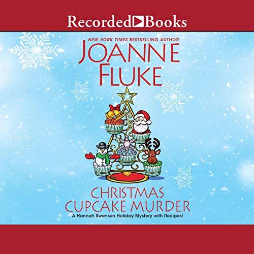 Christmas Cupcake Murder cover art