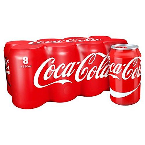 Coca-Cola 8 x 330ml