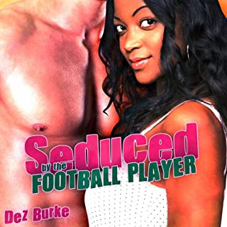 Seduced by the Football Player audiobook cover art