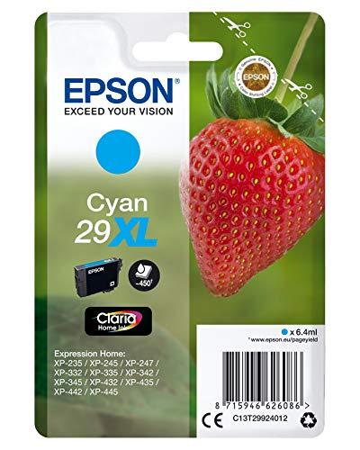 Epson cartouche Cyan 29xl Home Ink