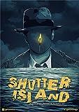 yangchunsanyue The Shutter Island Poster Kunst Malerei