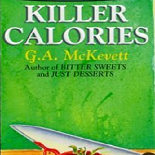 Killer Calories audiobook cover art