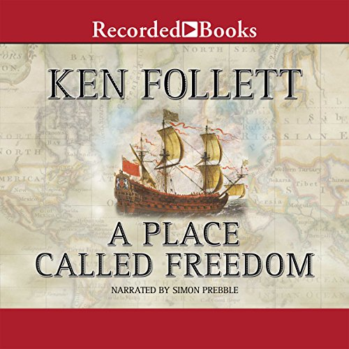 A Place Called Freedom audiobook cover art