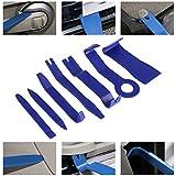 Wosume Trim Removal Tool, Car Interior Dash Radio Puerta Clip Panel Panel Trim Abrir Herramientas de eliminación Kit de removedor
