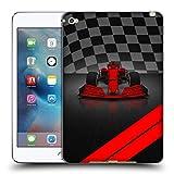 Head Case Designs Officiel Formula 1 F1 Rouge à Carreaux Voitures Coque en Gel Doux Compatible avec...
