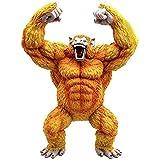 Dragon Ball Figuras De Acción 15,7 Pulgadas Muñeca Modelo De Estatuilla De Figura De Gran Simio Dorado Colección Regalos De Cumpleaños PVC para Fotografía, Afición Y Colección